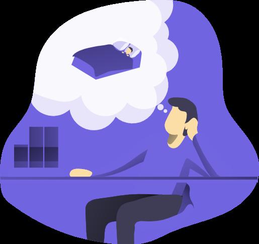 Selbsthilfe bei Schlafstörungen
